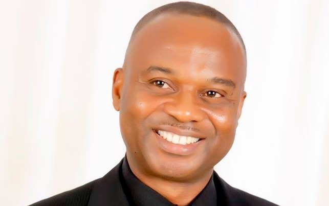 Brendy Mba, Lead Pastor, New Tribes Assembly