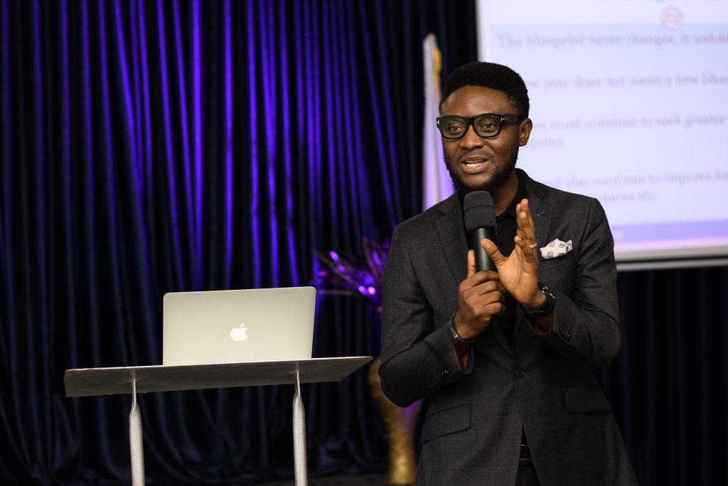 Frederick Adetiba, Lead Pastor, The Finishing Church