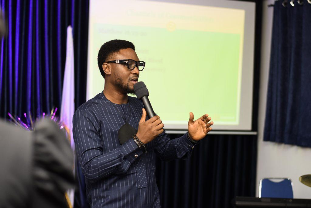 Frederick Adetiba, Lead Pastor, The Finishing Church - Divine Blueprint