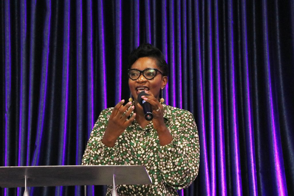 Kemi Fred-Adetiba teaching on the second part of The Present Truth (A Review)