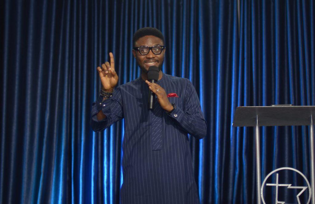 Lead Pastor of The Finishing Church, Frederick Adetiba teaching on Navigating Renewal