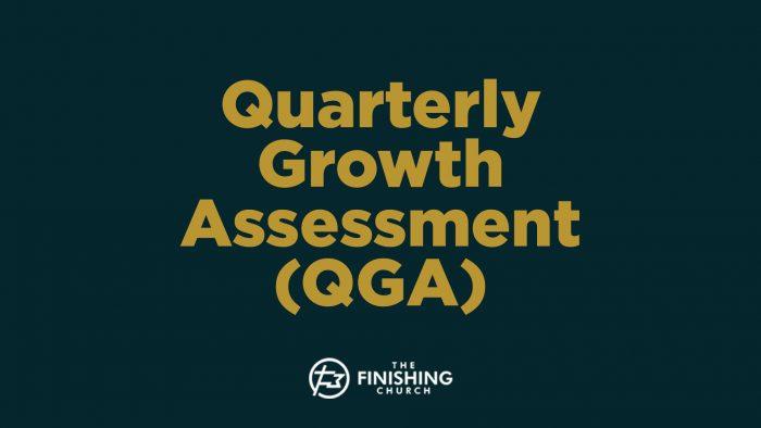 Quarterly Growth Assessment (QGA)